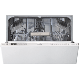 Whirlpool Supreme Clean Built-In Dishwasher WIO 3T123 6PE UK