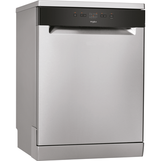 Whirlpool WFE 2B19 X Dishwasher in Stainless Steel
