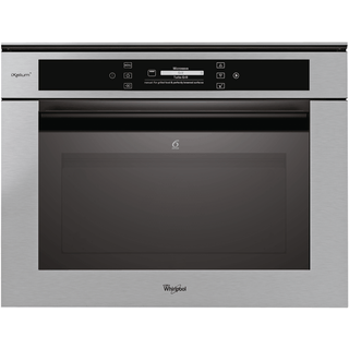 Whirlpool Fusion Built-In Microwave in Stainless Steel AMW 850/IXL