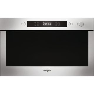 Whirlpool Absolute Built-In Microwave in Stainless Steel AMW 423/IX