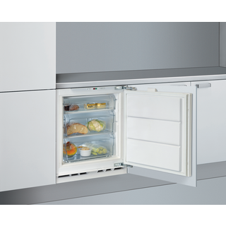 Whirlpool Built-In Under Counter Freezer AFB 91/A+/FR