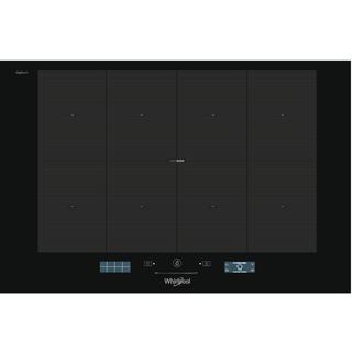 Whirlpool SmartCook Hob in Black SMP 778 C/NE/IXL