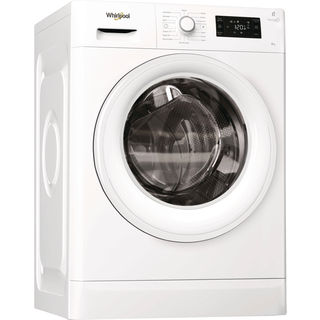 Whirlpool FreshCare FWG71484W Washing in White