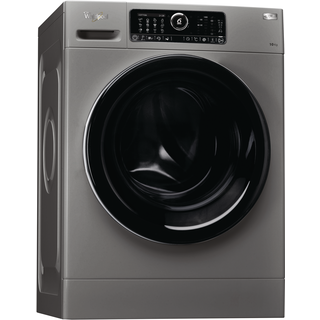 Whirlpool SupremeCare FSCR10432 S Washing Machine in Silver