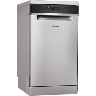 Whirlpool SupremeClean WSFO 3T223 PC X Dishwasher in Stainless Steel