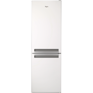 Whirlpool BSNF 8151 W.1 Fridge Freezer in White