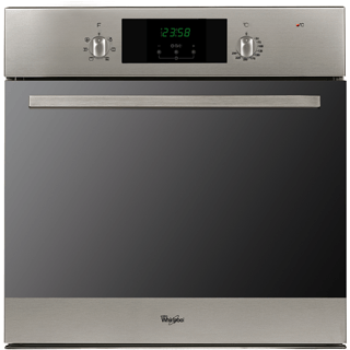 Multi-function Single Oven in Inox AKP 206/01/IX