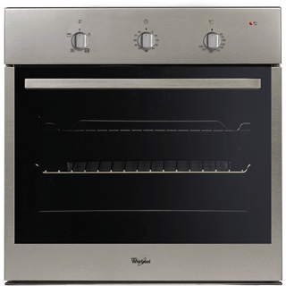 Multifunction 56-litre Single Oven, Stainless Steel AKP 214/IX