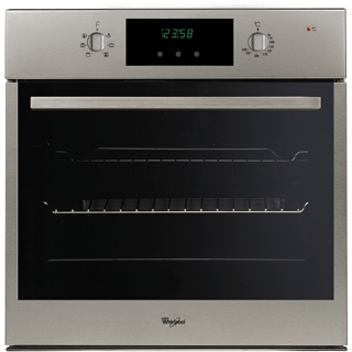 Multi-function Single Oven in Stainless Steel AKP 217/IX