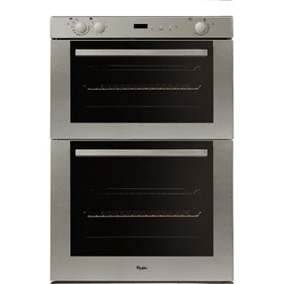 Multi-function Double Oven in Stainless Steel AKP 801/01/IX