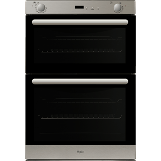 Multi-function Double Oven in Stainless Steel AKP 803/01/IX