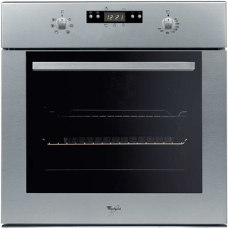 Multi-function Single Oven with Grill AKP 206/IX