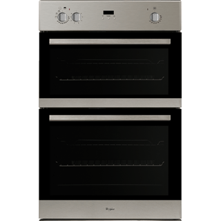 Multi-function Double Oven in Inox AKZ 162/02/IX