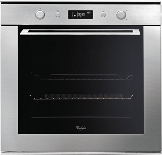 Pyrolitic (Self-Cleaning) Multi-function Single Oven AKZM 755/IX