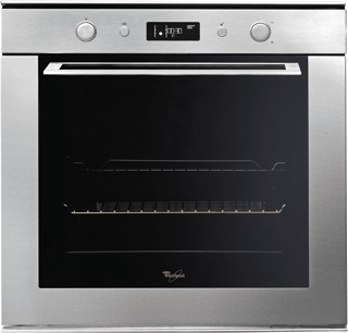 Multi-function Single Oven in Stainless Steel AKZM 756/IX