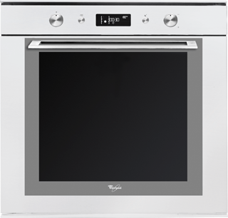 Multi-function Single Oven in White AKZM 756/WH