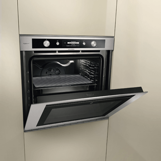Whirlpool Fusion AKZM 8920/GK Built-In Oven in Stainless Steel 4