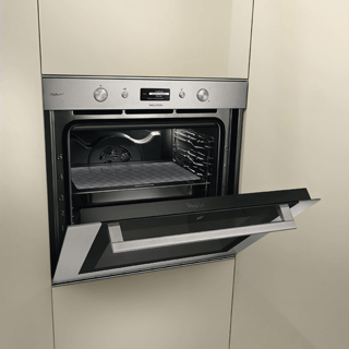 Whirlpool Fusion AKZM 8920/GK Built-In Oven in Stainless Steel 5