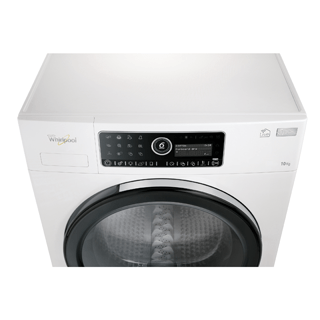 Whirlpool SupremeCare FSCR10432 Washing Machine in White 12
