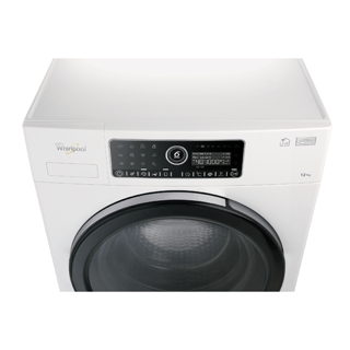 Whirlpool SupremeCare FSCR10432 Washing Machine in White 13