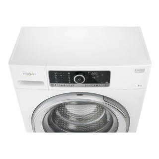 Whirlpool SupremeCare FSCR80410 Washing Machine in White 14