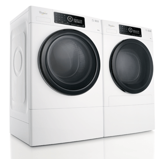 Whirlpool SupremeCare FSCR80410 Washing Machine in White 16