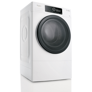Whirlpool SupremeCare FSCR80410 Washing Machine in White 17