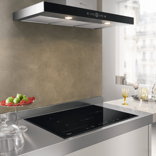 Whirlpool  Built-In Induction Hob in Black ACM 868/BA/IXL 12