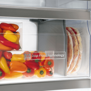 Whirlpool ART 4550/A+ SF Integrated Fridge Freezer 2