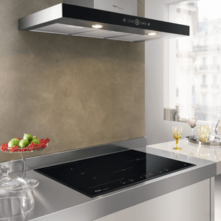 Whirlpool  Built-In Induction Hob in Black ACM 868/BA/IXL 13