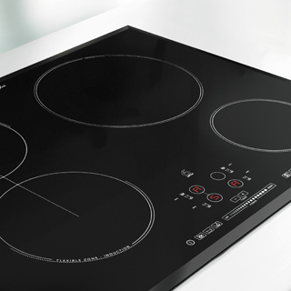 Whirlpool  Built-In Induction Hob in Black ACM 868/BA/IXL 2