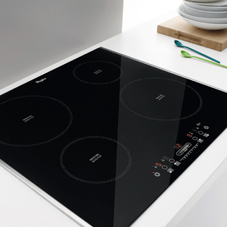 Whirlpool  Built-In Induction Hob in Black ACM 868/BA/IXL 3