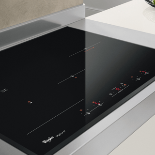 Whirlpool  Built-In Induction Hob in Black ACM 868/BA/IXL 7