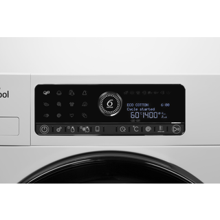 Whirlpool Supreme Care Washing Machine in White FSCR10432