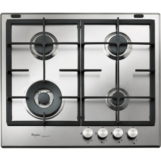 Whirlpool Fusion Built-In Gas Hob in Stainless Steel GMF 6422/IXL