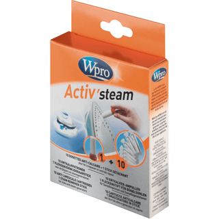 Descaling & cleaning kit for Steam Iron IRO100