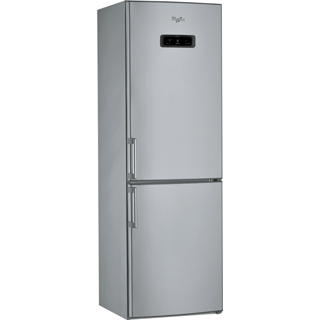 Fridge Freezer with 6th SENSE Fresh Control - H: 1.89m W: 0.60m WBE33752 NFC TS