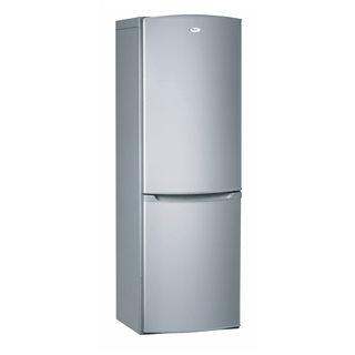 Fridge-Freezer with Frost Free and Nature Fresh Technology in Silver WBE3321 A+NFS