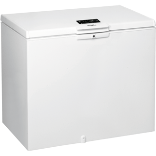 311-Litre Capacity Chest Freezer in White WHE31352 F