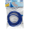 Cold water inlet hose with safety system