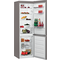 Whirlpool BLF 8121 OX Fridge Freezer in Optic Inox