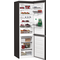 Whirlpool BSNF 8993 PB Fridge Freezer in Black