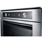 Whirlpool Fusion AKZM 6540/IXL Built-In Oven in Stainless Steel