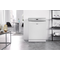 Whirlpool SupremeClean WFO 3P33 DL Dishwasher in White