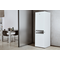 Whirlpool BSNF 8151 W Fridge Freezer in White
