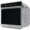 Whirlpool built in electric oven: in Stainless Steel, self cleaning - W7 OS4 4S1 P