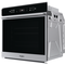 Whirlpool built in electric oven: in Stainless Steel, self cleaning - W7 OM4 4BPS1 P