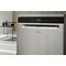 Whirlpool SupremeClean WFO 3T323 6P X Dishwasher in Stainless Steel
