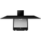 Whirlpool AKR 039 G UK BL Built-In Cooker Hood in Black
