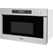 Whirlpool Absolute AMW 423/IX Built-In Microwave in Stainless Steel